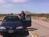 Bob Frassinetti on Highway 40 Argentina