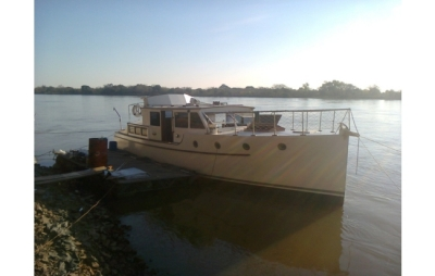 Wooden Classic Cruiser Made in Argentina  for sale