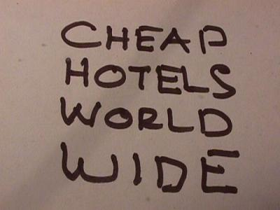 Cheap Hotels World Wide