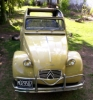 Citrien 2CV made in Argentina