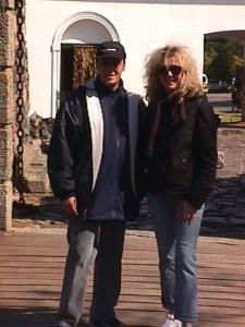Pascal Debusschere & Michele ( Paris, France) threw ........