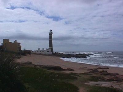Jose Ignacio and its lighthouse ........
