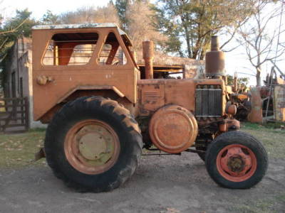 From a minneapolis moline tractors still found in Argentina to a Lanz Pampa