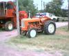 Tractor, Argentina