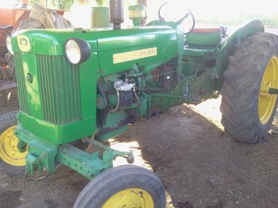Tractor John Deere Serie 445 Diesel