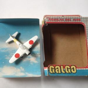 ZERO M-702 die cast Argentina GALGO tm